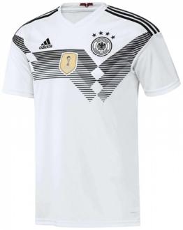 adidas DFB Home Jersey Deutschland (Größe: S, white/black)