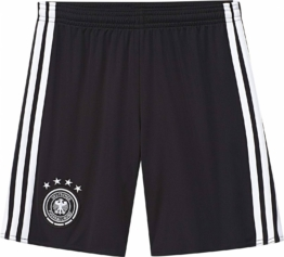 adidas DFB Home Short Kinder (Größe: 152, black/white)
