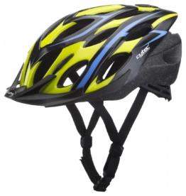 Cytec Firestarter Junior Fahrradhelm (Größe: 54-58 cm, 310 grün/blau)