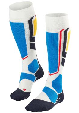 Falke SB 2 - Snowboard Socken für Herren - Blau