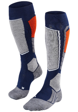 Falke SK 2 - Snowboard Socken für Herren - Blau