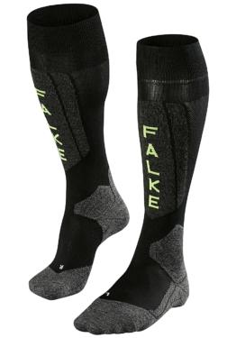 Falke SK5 - Snowboard Socken für Herren - Schwarz