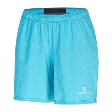 KOSSMANN Breathe Short Damen Laufhose aqua