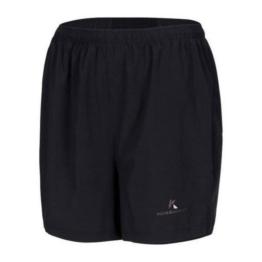 KOSSMANN Sport Short Damen Laufhose schwarz
