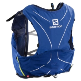 Salomon Advanced Skin 5 Set Laufrucksack blau