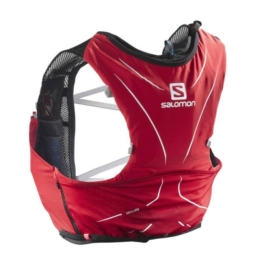 Salomon Advanced Skin 5 Set Laufrucksack rot