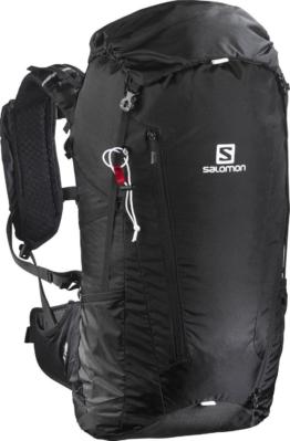 Salomon Peak 40 Wanderrucksack (Farbe: black)