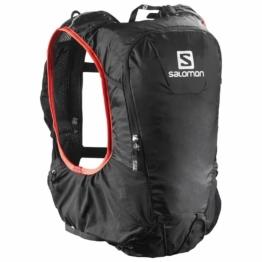 Salomon Skin Pro 10 Set Rucksack (Farbe: black/red)