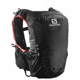 Salomon Skin Pro 15 Set Rucksack (Farbe: black/red)