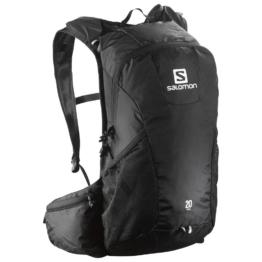 Salomon Trail 20 Wanderrucksack (Farbe: black)