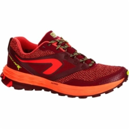 Laufschuhe Trail Kiprun Trail TR Damen rot/orange