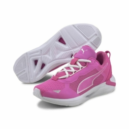 Puma Minima Laufschuhe Damen Trainingsschuhe pink weiß