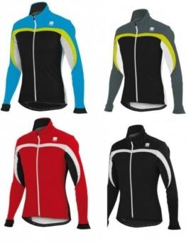 Sportful WS Ascent Jacket Windstopper®- Fahrradjacke mit Rückentaschen - 1101033